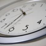 クラス時間表
