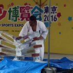 スポーツ博覧会の動画を公開
