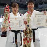 全日本ウェイト制、世界女子ウェイト制チャンピオン誕生!(2019/04/21)